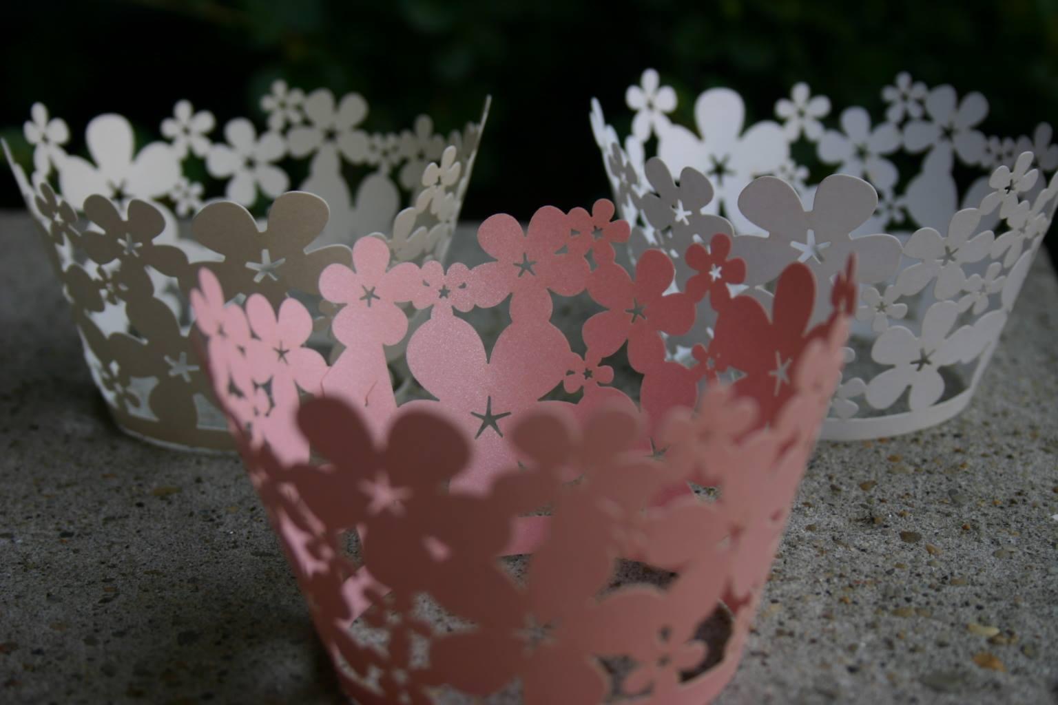 Virágos muffingyűrűk